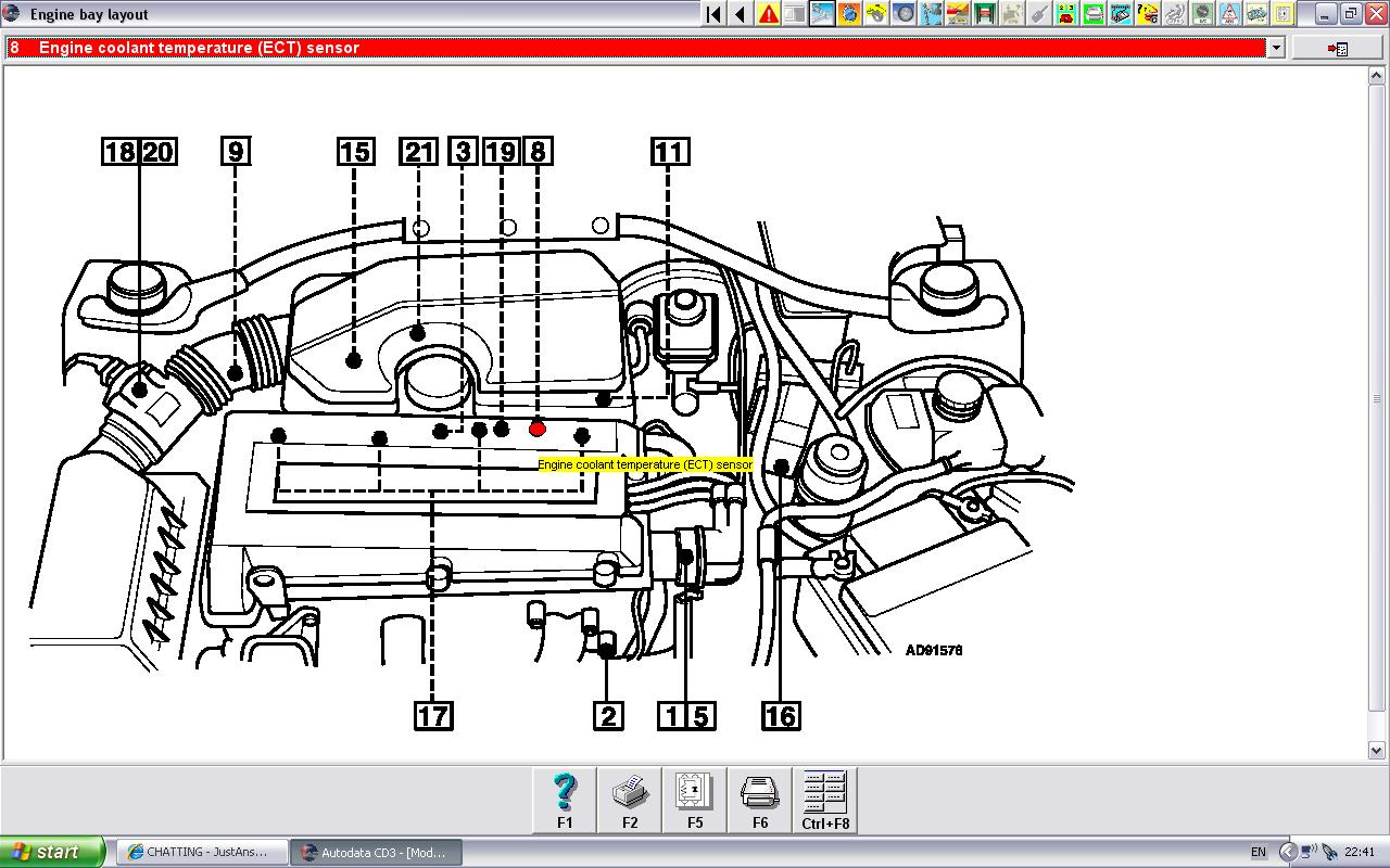 saab 2000 9 3 engine diagram