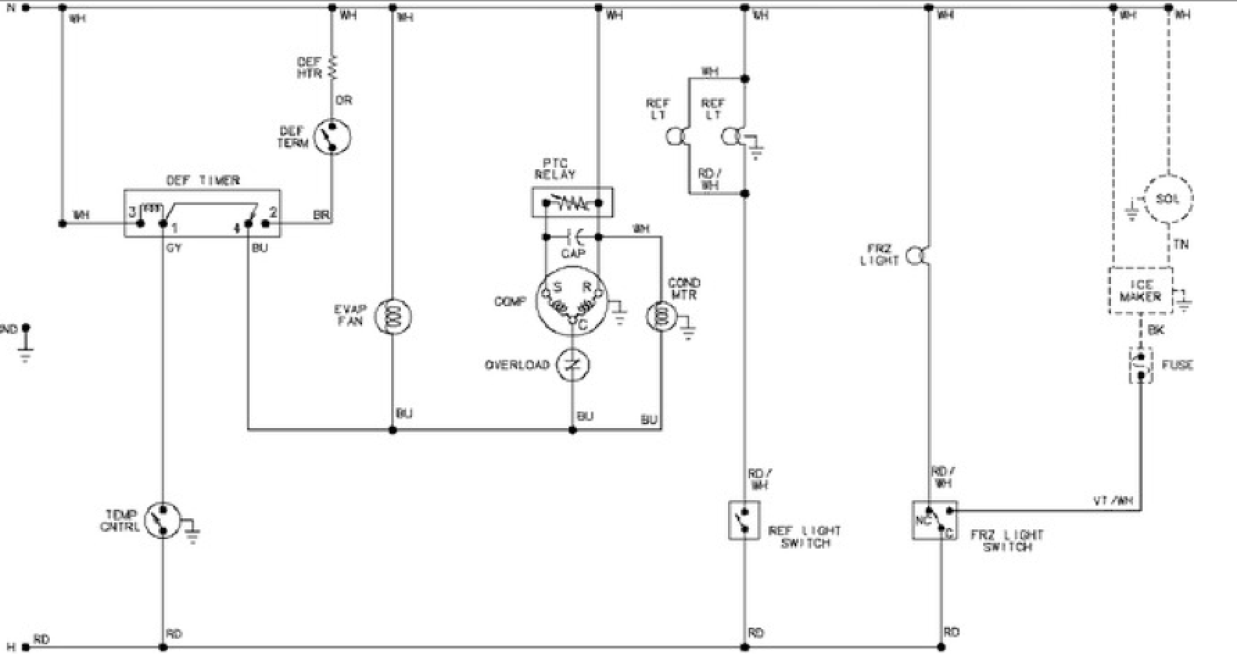 amana wiring diagrams amana gas dryer wiring diagrams