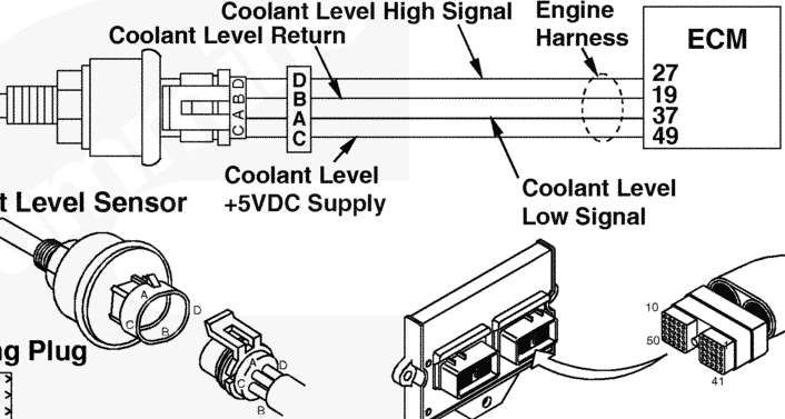 C15 Sensor Locations Engine Diagram And Wiring Diagram