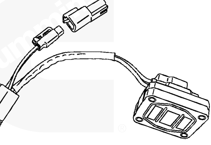 i am working on a 8 3 2000 cummins with a no start and code for injection stator circuit  do you