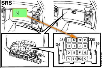 ra - mp saab 95 fuse box layout saab 9000 fuse box #13
