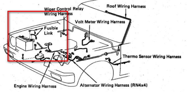 diagrams wiring   nippondenso voltage regulator wiring