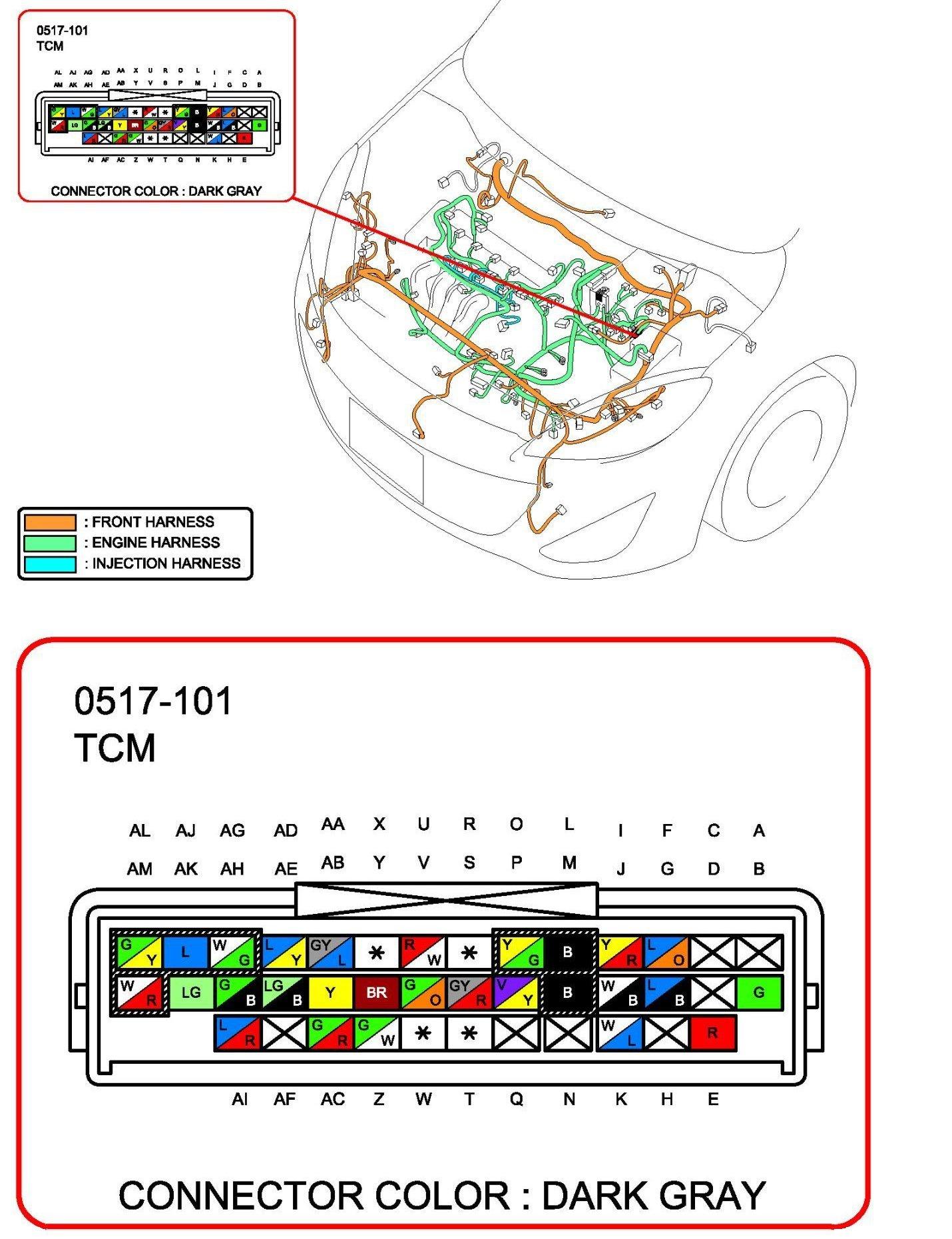 Tcm Wiring Diagram Wire Data Schema 2002 Dodge Caravan 2006 Mazda 3 House Symbols U2022 Rh Maxturner Co