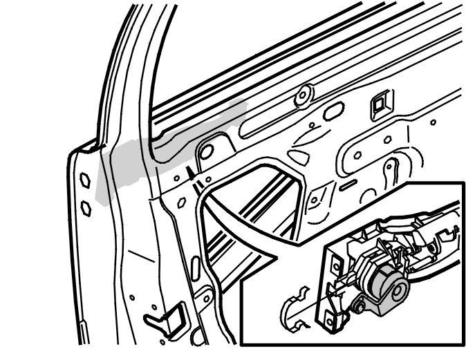 06 jetta door wiring harness