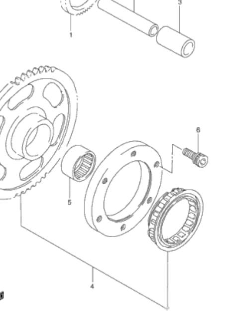 kawasaki bayou 300 engine diagram