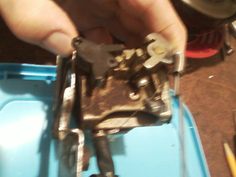 Honda Carb on Honda Gcv160 Carburetor