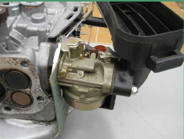 I Have A Honda Hr173 Mower I Have Just Replaced The
