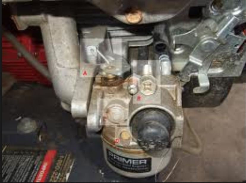 i have a craftsman snowblower with a 7hp tecumseh engine