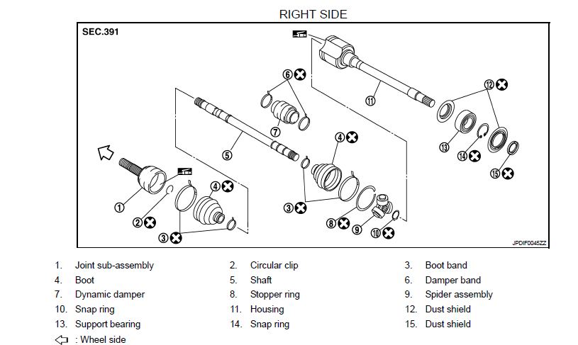 Front Axle Replacement Cost in addition P 0900c1528006293a likewise 2000 Chevy Silverado Front Suspension Diagram besides 8023c Rogue Replace Inner Cv Boot 2008 Nissan likewise 6dnqq Need Detailed Transmission Diagram Chevy Colorado. on cv drive axle replacement