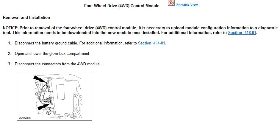 how to disengage 4 wheel drive