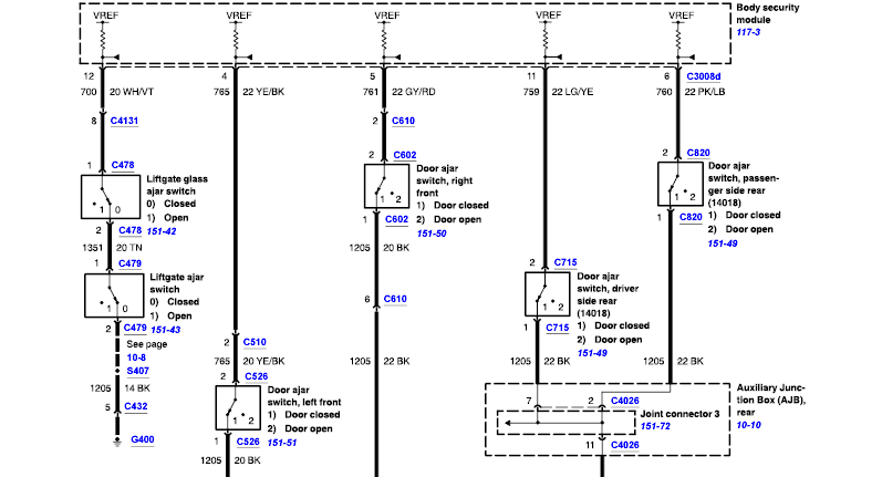 ford ranger 3 0 dpfe sensor