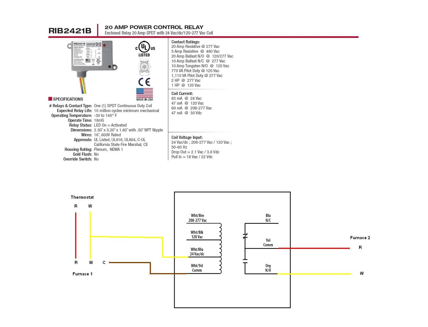 rib relay 2 wire thermostat wiring diagram touch screen radio ribu1c wiring diagram wiring diagrams and schematics 2009 12 30 011105 2furnacesrelaywiring ribu1c wiring diagram rib relay 2 wire thermostat wiring