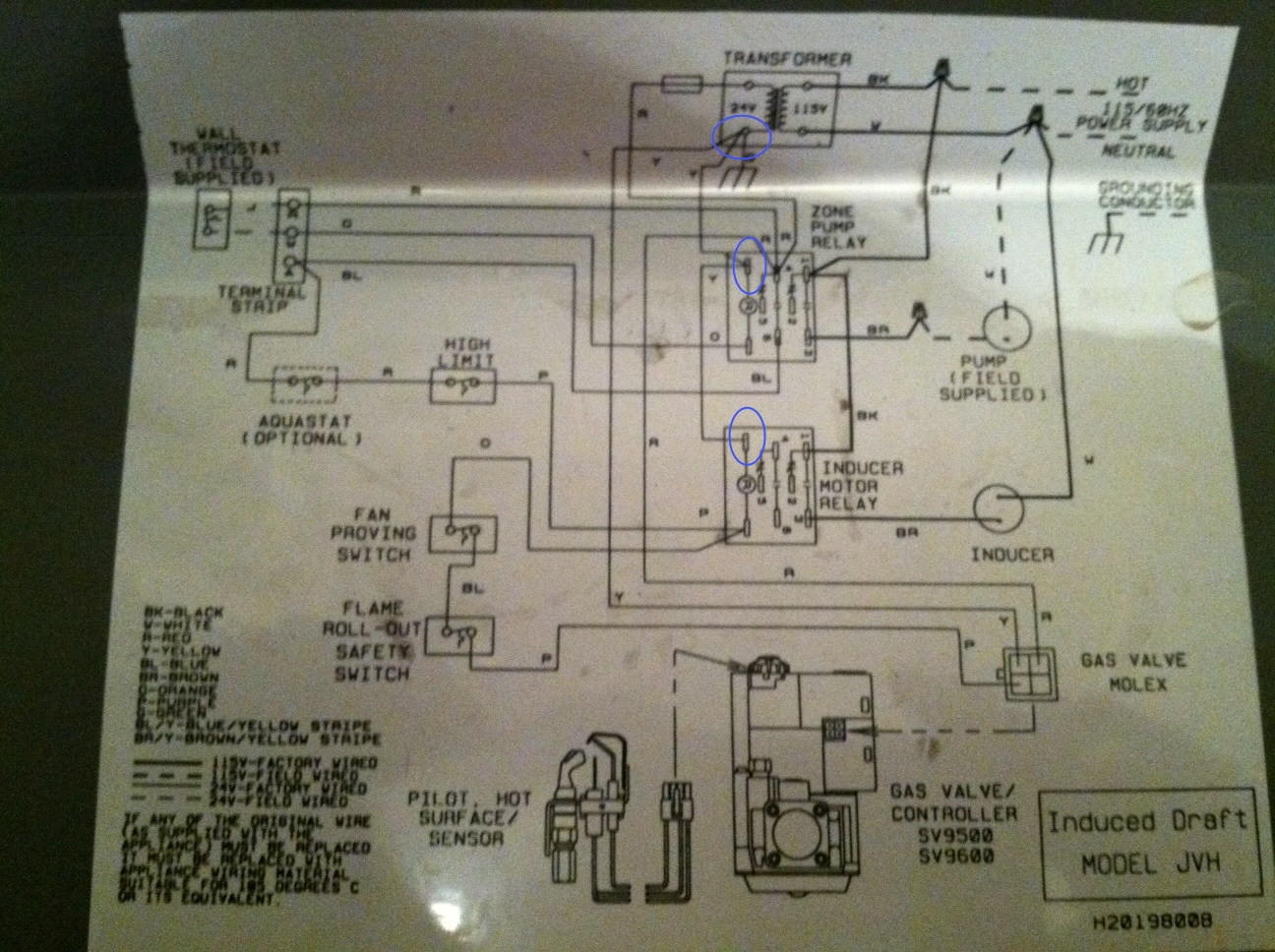 power transformer wiring diagram image 10