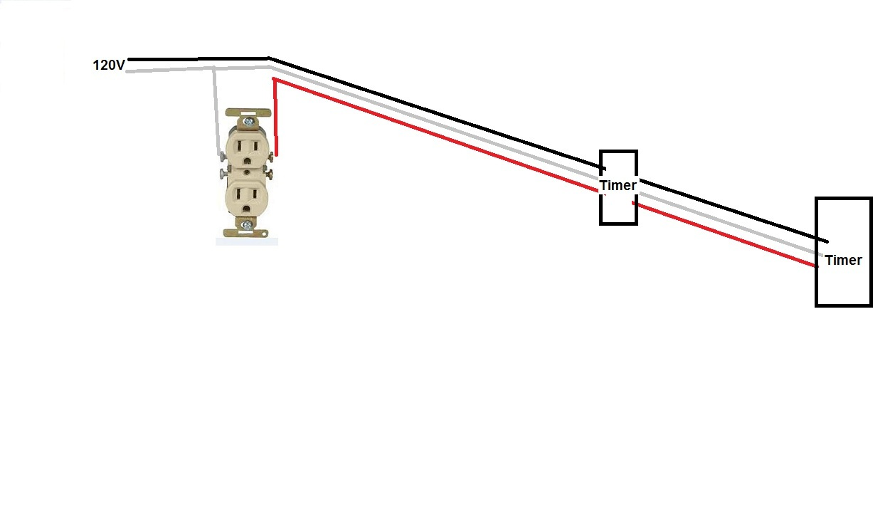 How To Wire A Fanlight Switch in addition 3 way light switch wiring in addition How Can I Wire This Dimmer Switch besides Hunter Fan Light Wiring Diagram likewise How To Wire A 3 Way Switch. on 4 gang 2 way light switch wiring diagram