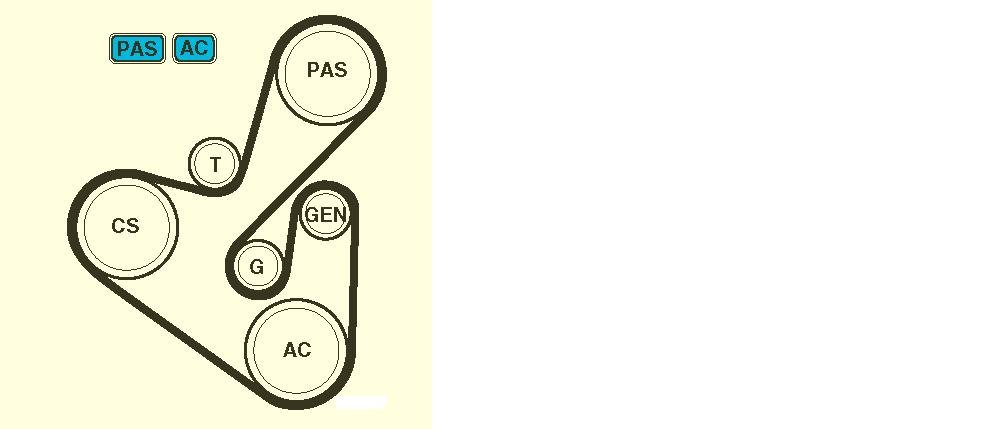 need diagram for peugeot expert 2ltr hdi serpentine belt graphic