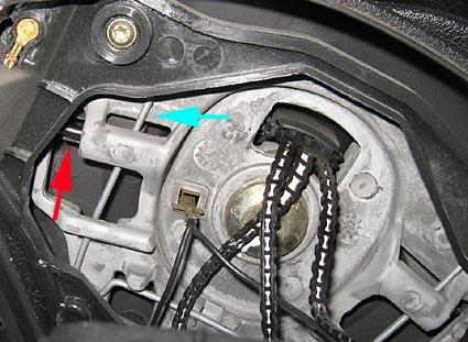 enlever airbag 307