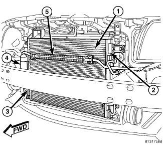 2tbpg Dodge Charger Bumper Broken It Leaking Cracked