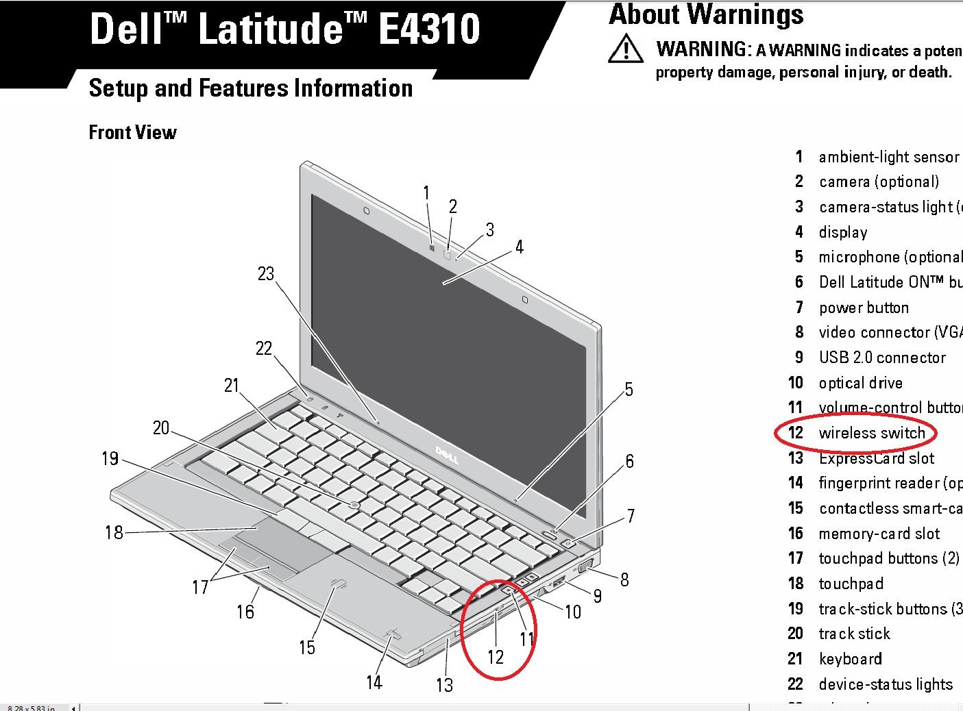 Dell Latitude E4310 Wireless Drivers Download