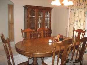 Keller Dining Room Furniture Oak