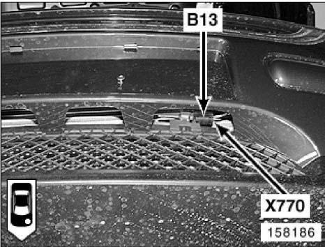 Mini 2006 Ambient Air Temperature Sensor Broke Says Minus