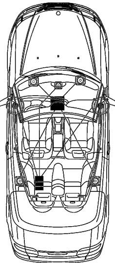 2004 saab convertible parts diagram
