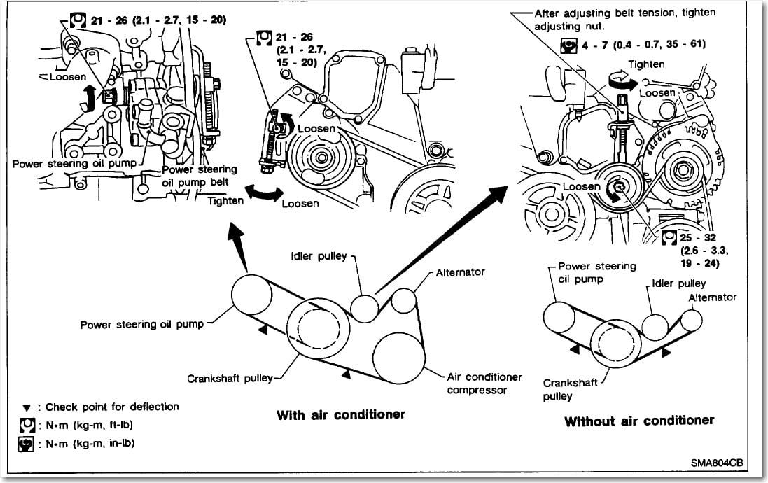 nissan pathfinder engine diagram 2001