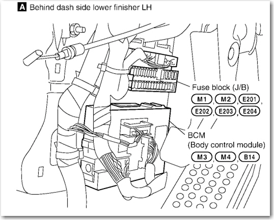 infiniti fx35 fuse box location  infiniti  get free image about wiring diagram