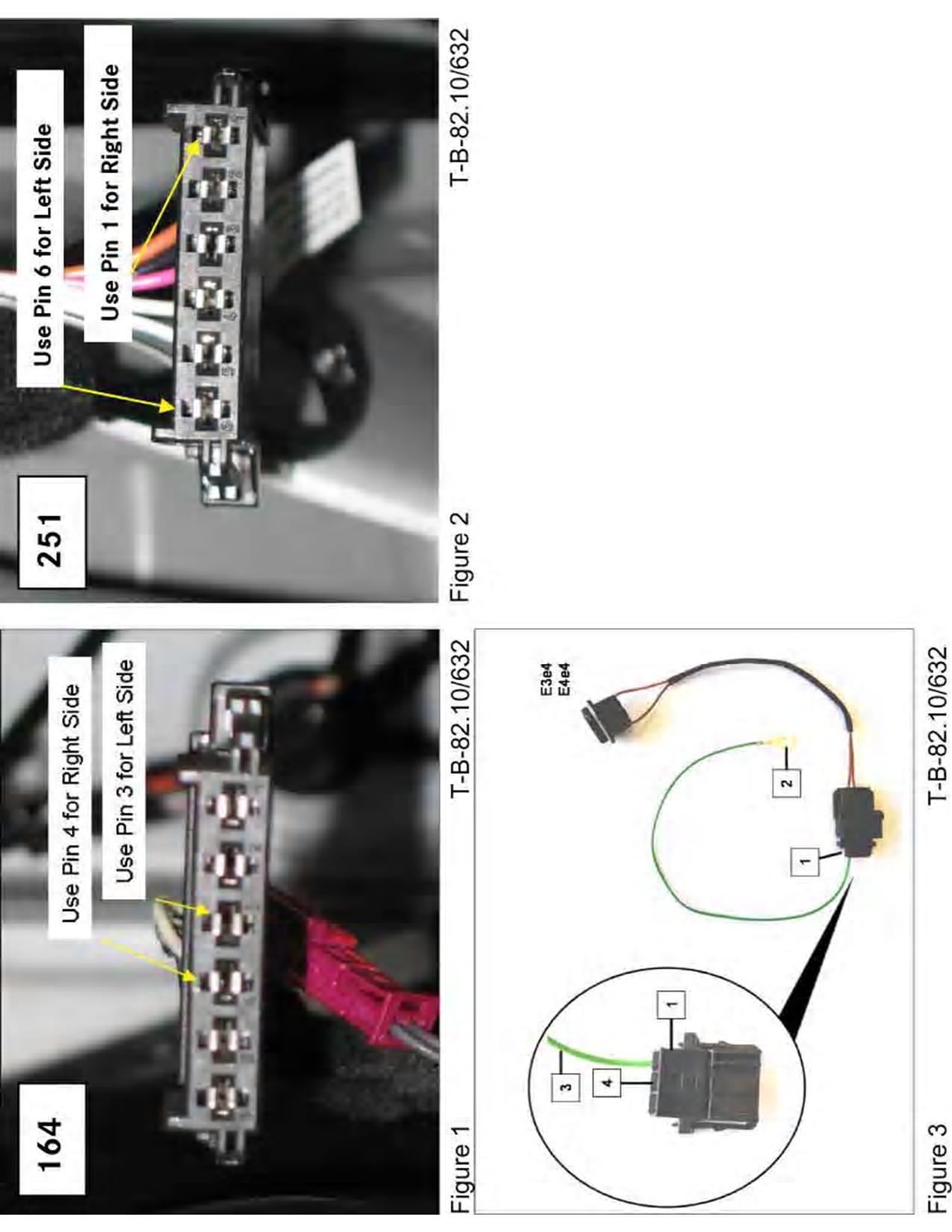 Ml350 Rear Brake Light Harness Kit Installation Instructions