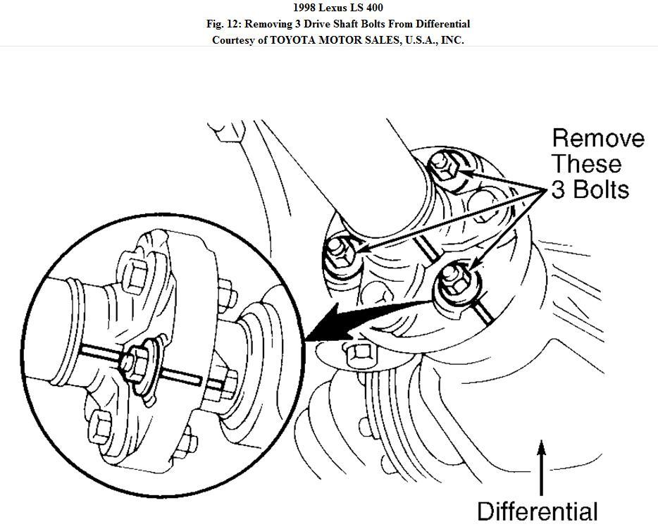 manual 1994 lexus es roof removal