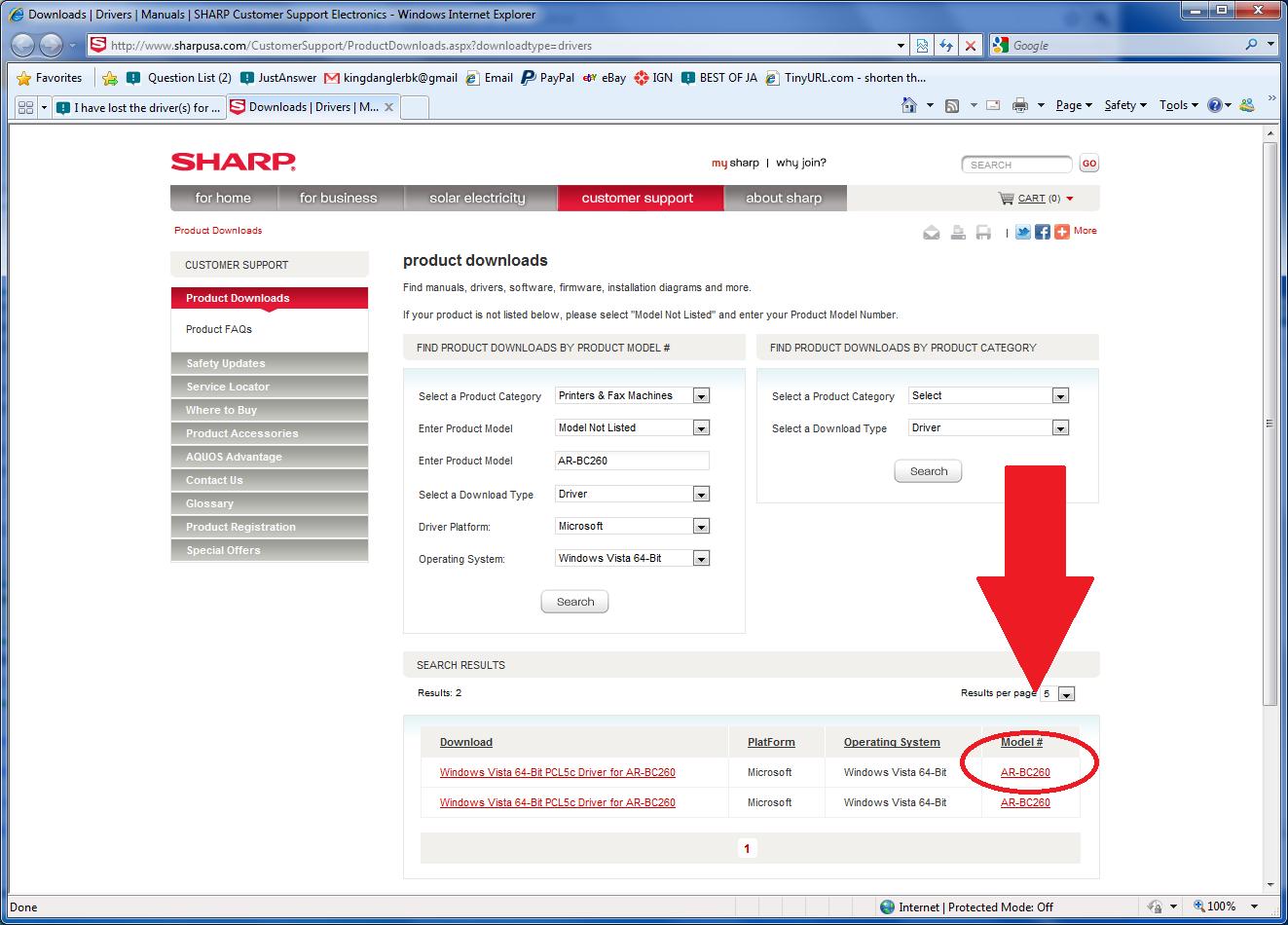 Sharp Ar M205 Scanner Driver Download