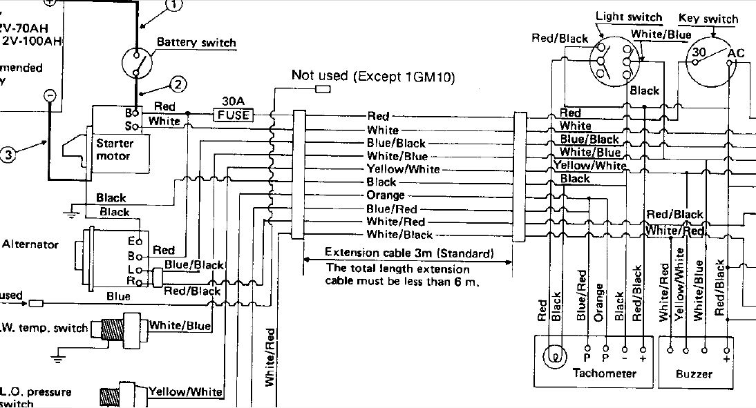 alternator hitachi manual