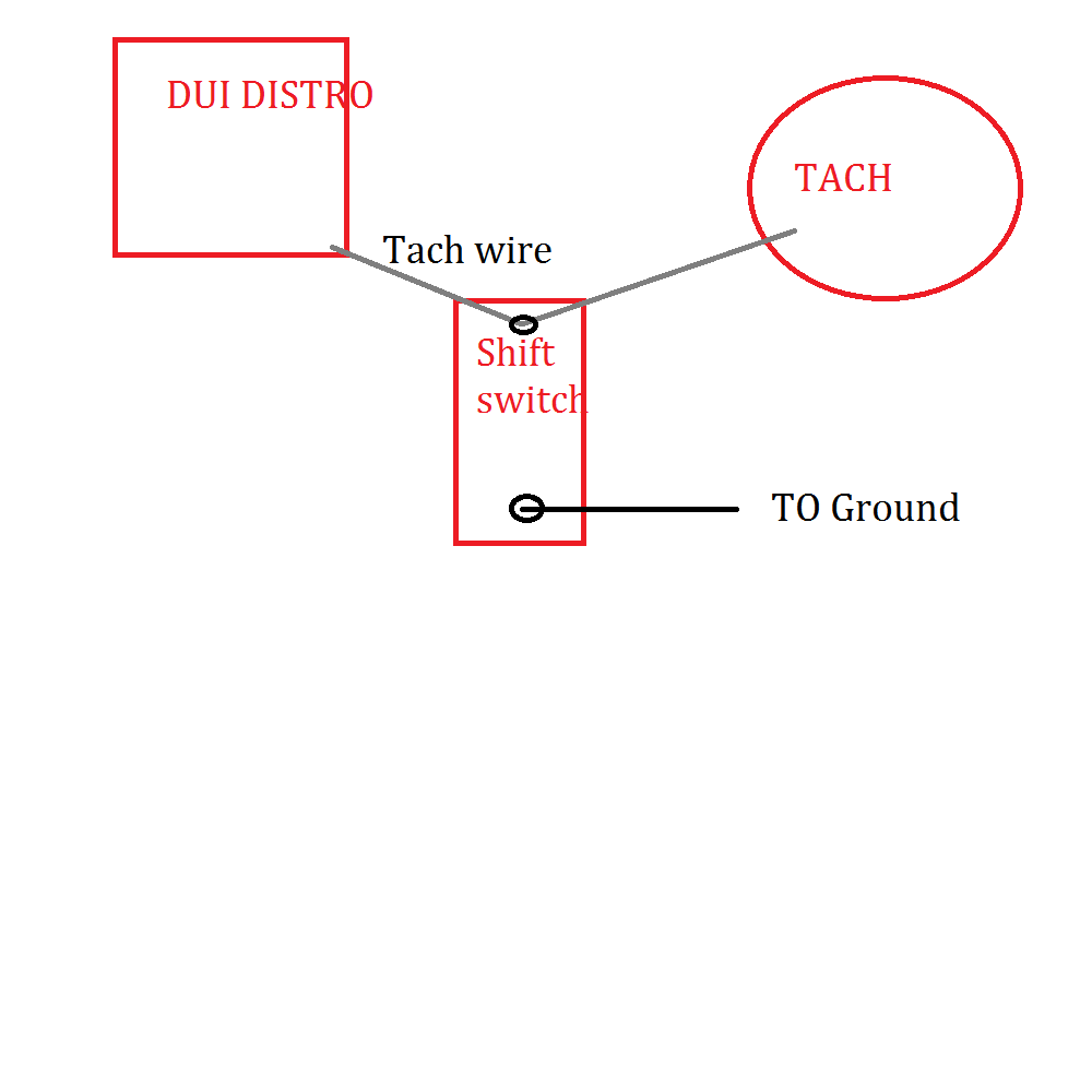 ford accel hei wiring diagrams