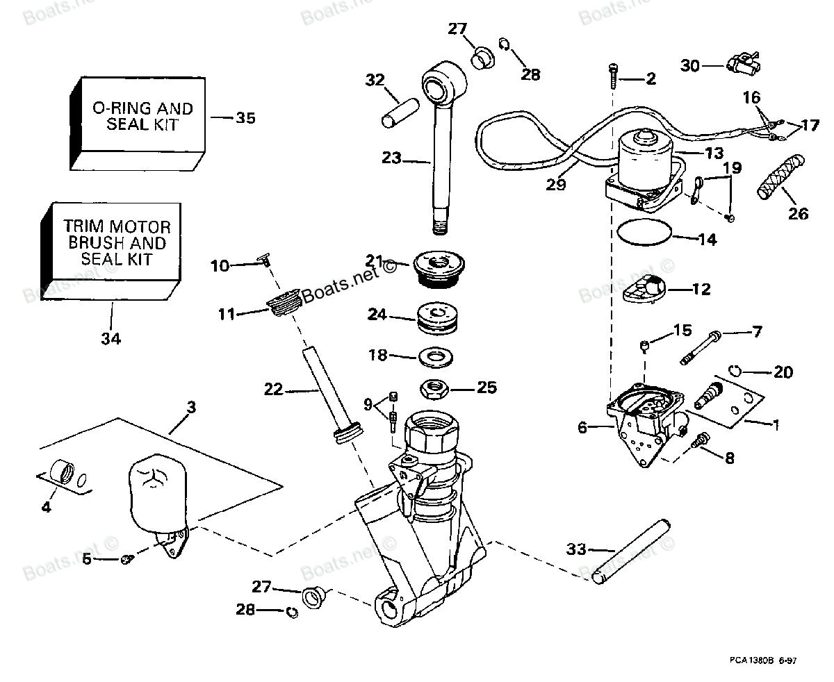 Yamaha Ftrim Motor