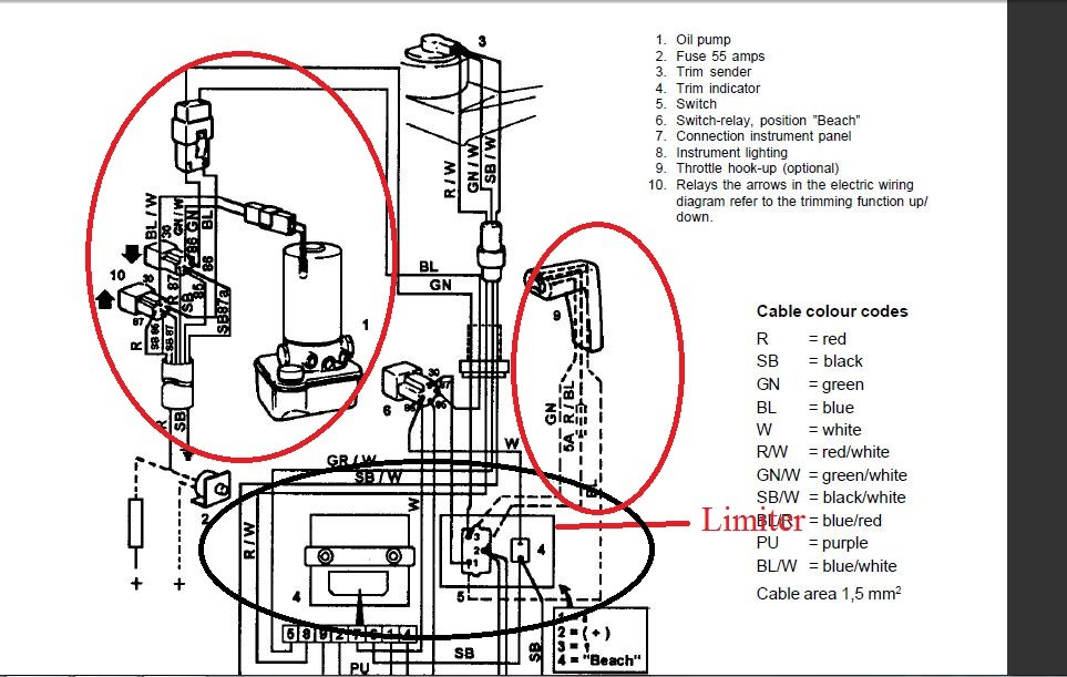 Cobalt Boat Wiring Diagram : I have a cobalt with volvo penta dp they