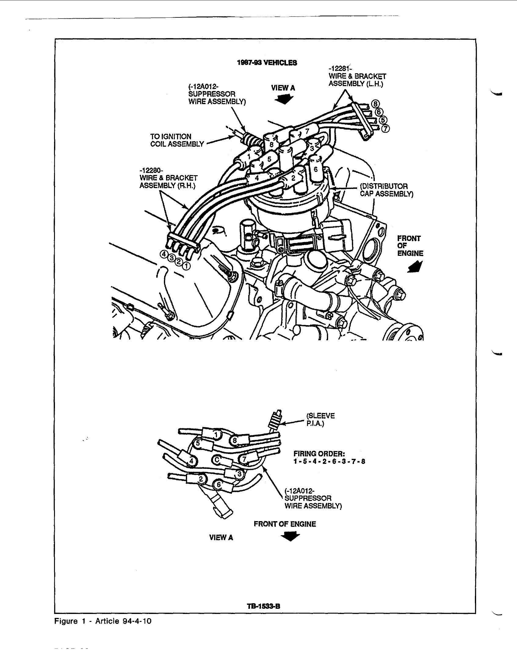 1990 mustang 2 3 wiring diagram wiring diagram 1990 ford 2 3 tachometer wire diagram home wiring diagrams