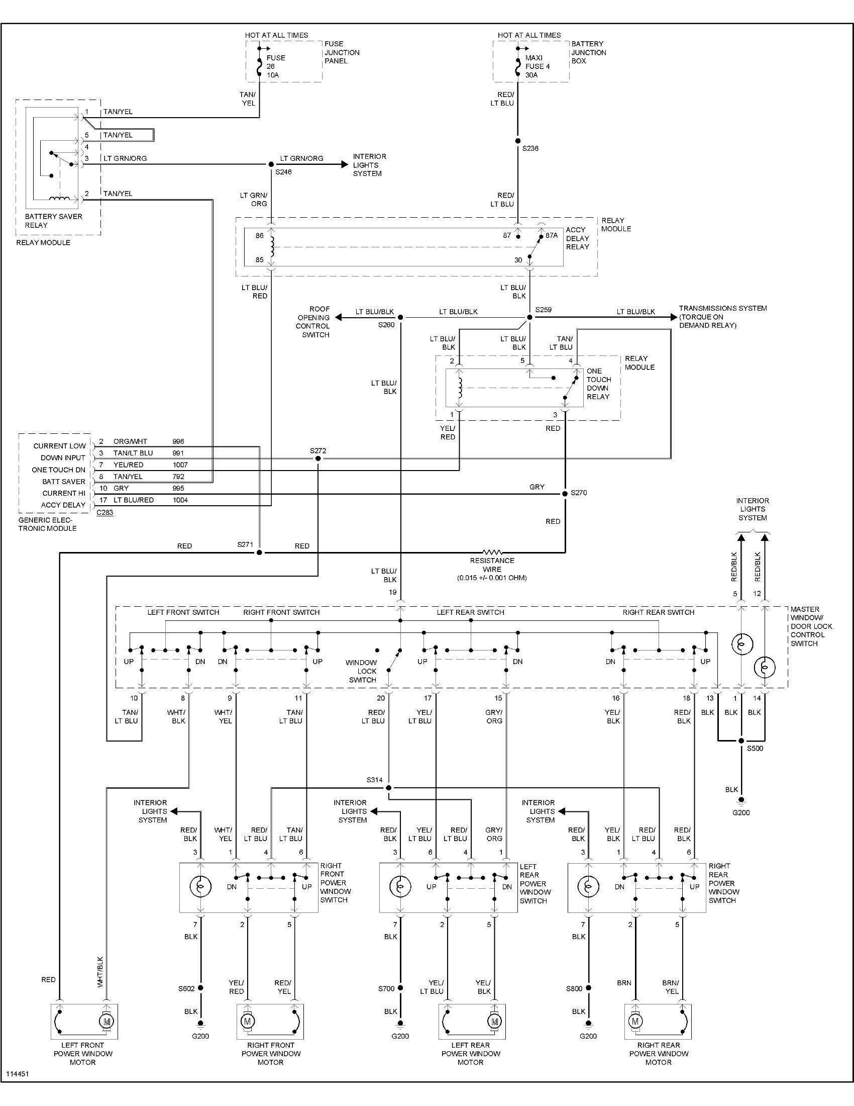 2011 02 13_212255_99_explorer_power_window_diag wiring diagram for 1998 ford explorer 5 0l readingrat net 96 ford explorer wiring diagram at bayanpartner.co