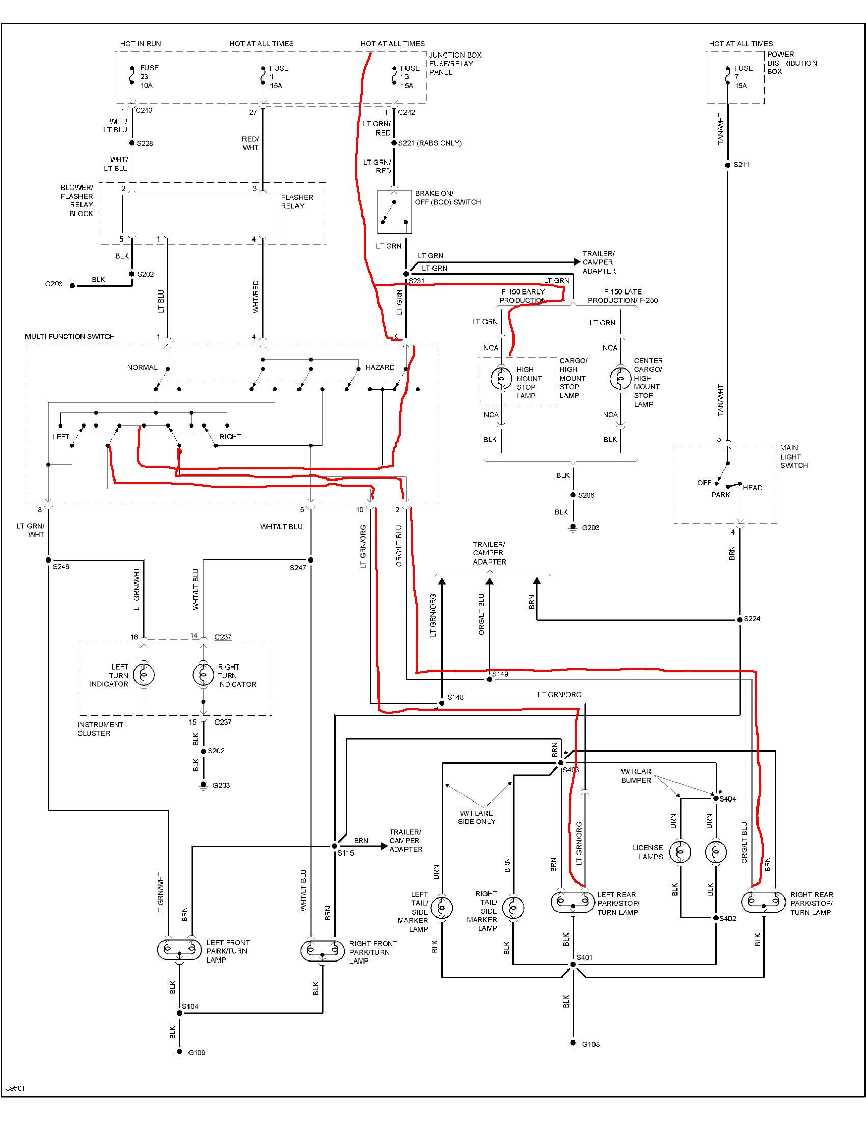 F150 Fog Light Wiring Diagram Opinions About Wiring Diagram \u2022 Reversing  Switch Wiring Diagram Reverse Light Wiring Diagram For F150