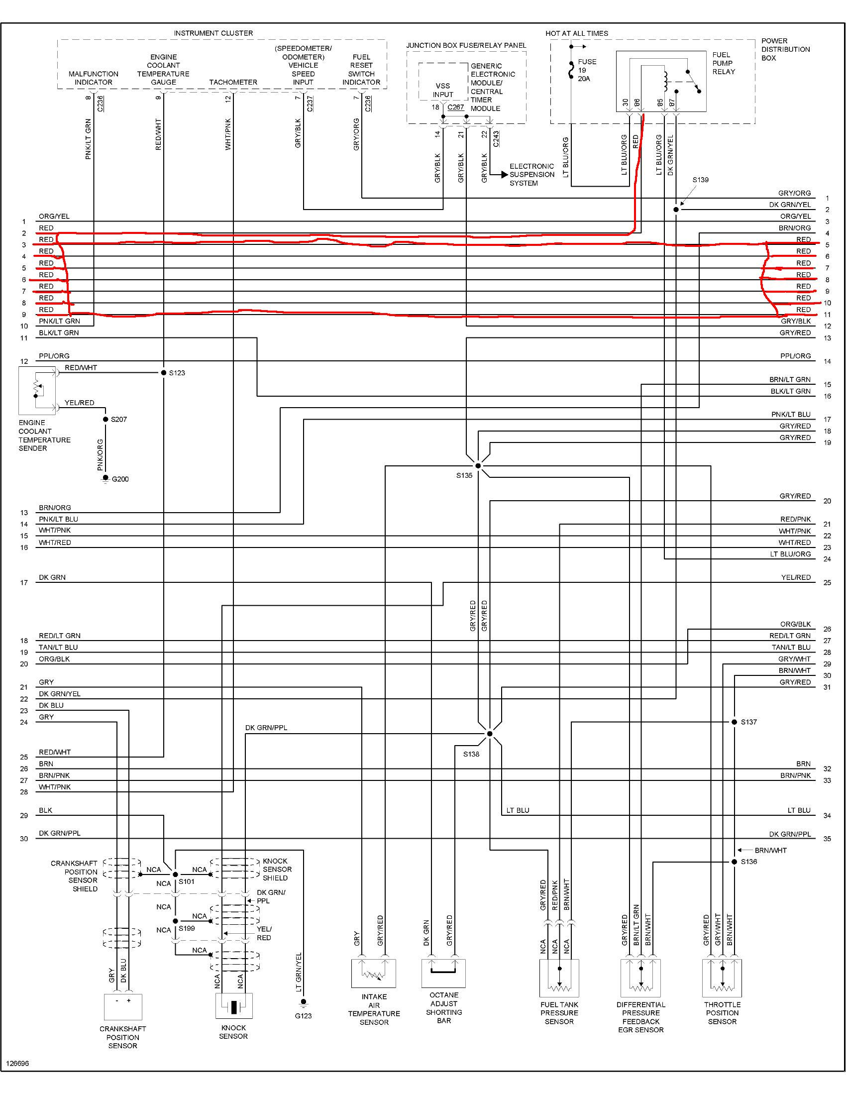 97 f150 4x4 switch diagram