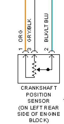 06 pt cruiser no start no spark no injector pulse in. Black Bedroom Furniture Sets. Home Design Ideas