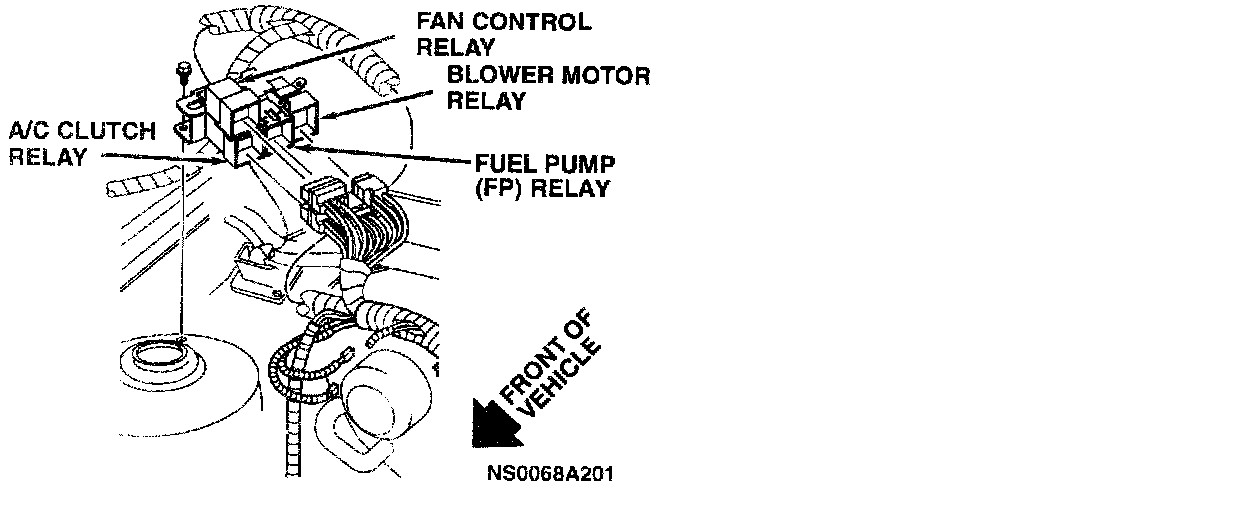 1993 pontiac grand am fuel pump location