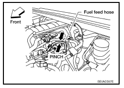 Where Is The Fuel Filter Is A 2008 V8 Nissan Titan And How