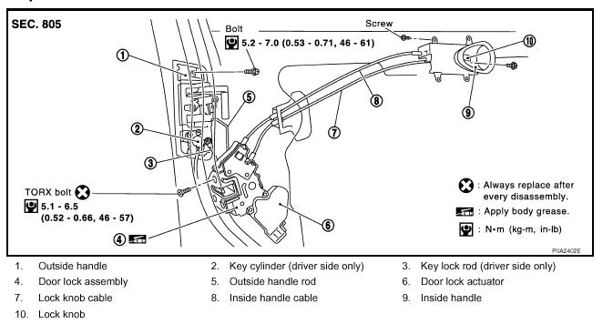 nissan versa door diagram  nissan  free engine image for