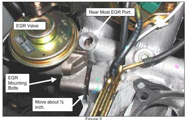 egr valve location 2000 nissan frontier  egr  free engine