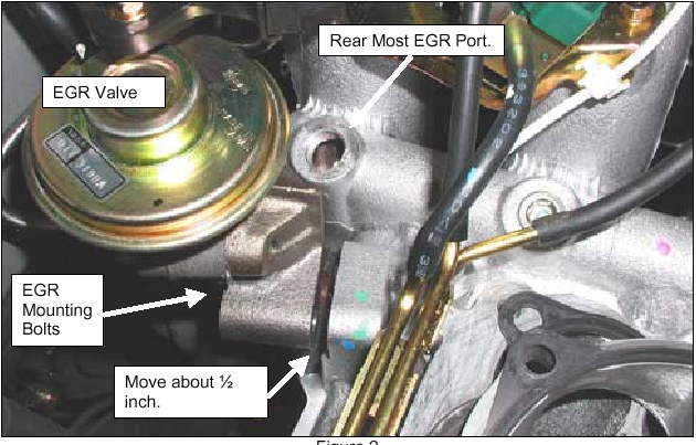 on 2005 Ford Escape Pcv Valve Location