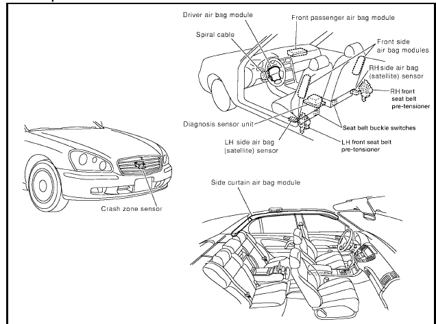1997 buick lesabre engine diagram  1997  free engine image