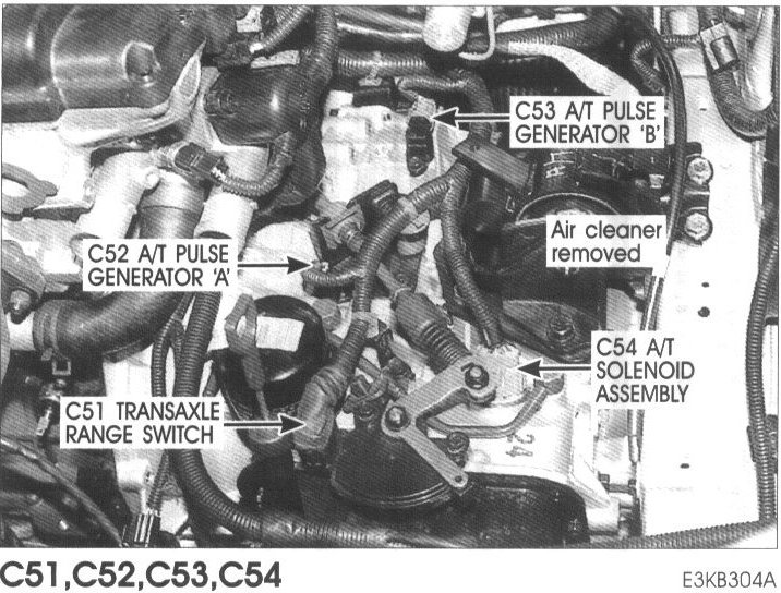 I Have A 2001 Hyundai Elantra 4 Cylinder  I Have Code P1529 Scair Solenoid Circuit Malfunction