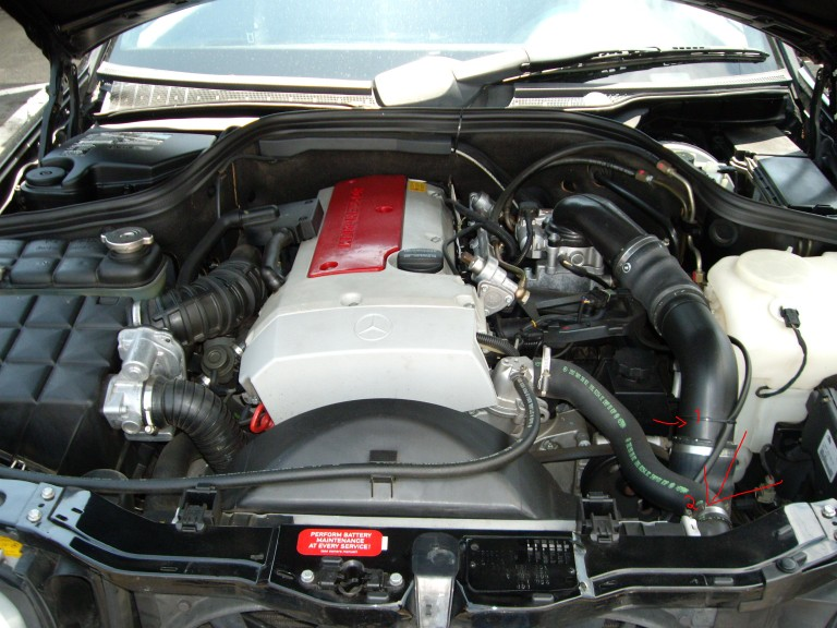 mercedes c230 engine diagram mercedes