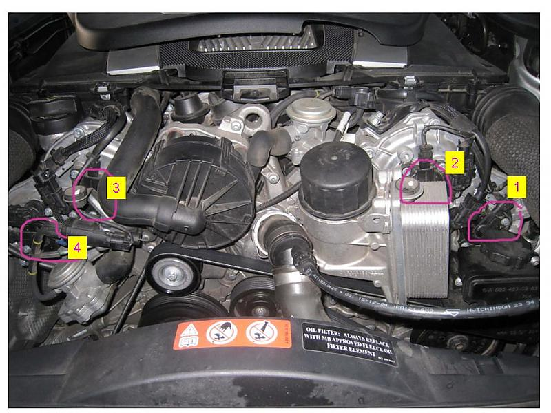 P0016 Mercedes Code 2006 C230 Mercedes Autos Post