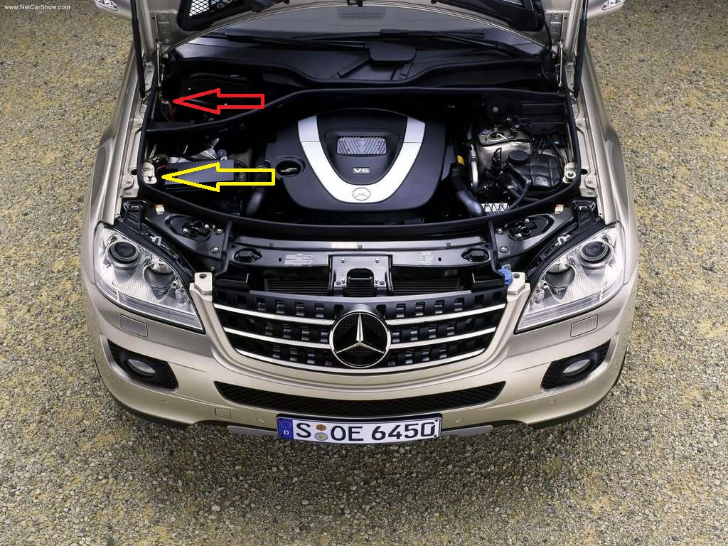 Merc ml is parked when key is turned three clicks can be for 2007 mercedes benz ml350 battery