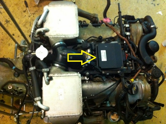 I Have A 2003 Mercedes Benz S600 V12 Twin Turbo 76k Miles Problem  Check Engine Light